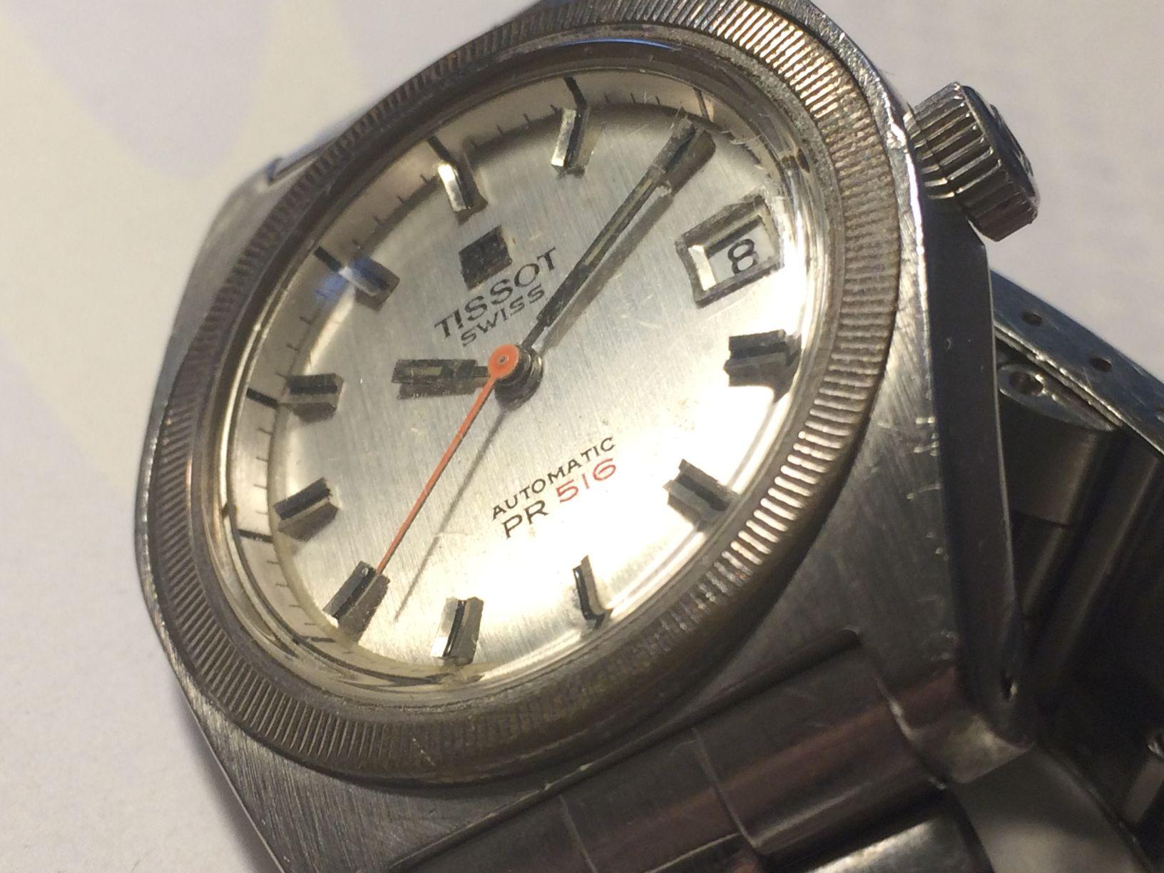 relojes tissot precios